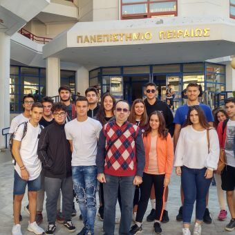 Career Day – University of Piraeus